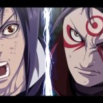Great Fight Madara vs Hashirama Senju
