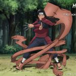 Hashirama Senju Ready to Fight
