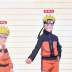 14+ Naruto Shippuden Character Grow Up