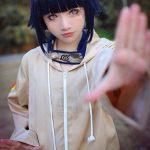 Awesome Cosplay Terbaru Hinata Hyūga Super Cute