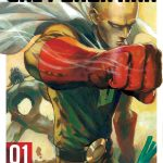 Kumpulan Cover Resmi Serial OnePunch-Man Manga