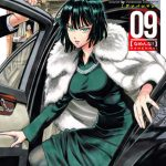 OnePunch-Man Cover Volume 9
