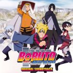 BORUTO - Naruto The Movie OST Cover
