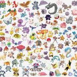 List Pokemon Komplit